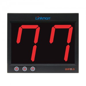 대기번호 1개 화면 수신기(모니터) LM-D102UF(FM)