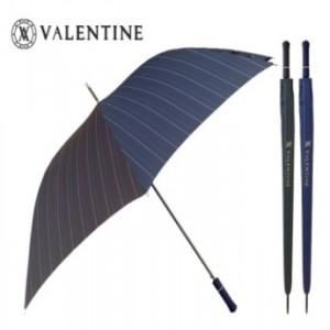 VALENTINE 장70*8 폰지사슬스트라이프 우산