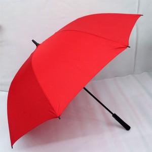 키르히탁75폰지무하직기우산(빨강우산)