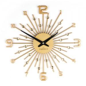 Crystal Clock(Gold)