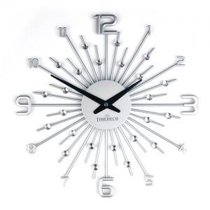 Crystal Clock(Silver)