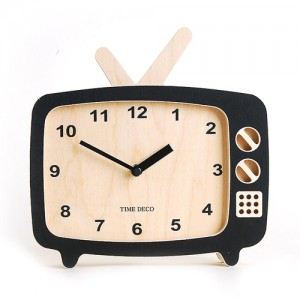 TV Clock (BK)