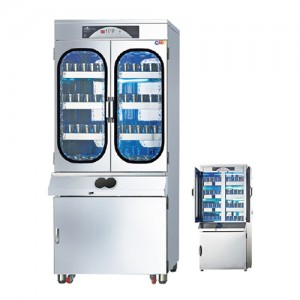 HA-CR800 컵회수 살균 건조소독기 (컵250개)