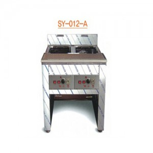 절약형튀김기 SY-012-A(2구)