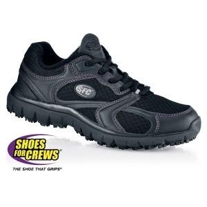 [9045 바이탈리티(블랙/퍼플)] 여성운동화 스타일의 근무화로 정말 가벼운 신발