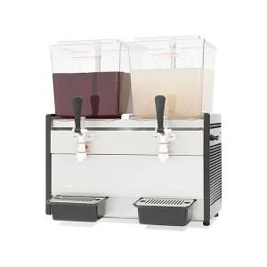 LJ 18×2  냉음료 디스펜서 - 저어주는 방식