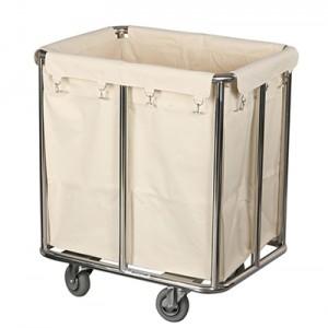 캔바스트로리 A형/ 세탁물 운반카트/린넨카