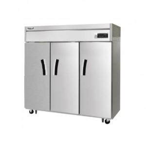 라셀르 고급형, 냉장2칸/냉동1칸 (LS-1633RF) 냉장 1108L 냉동 514L
