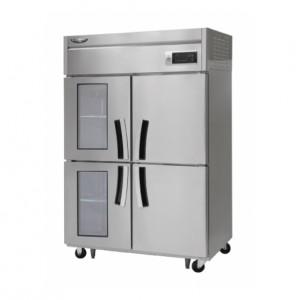 라셀르 고급형, 냉장2칸(Glass Door)/냉동2칸 (LD-1143HRF-2G)