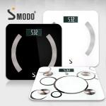 [SMODO-103-3] 블루투스 앱연동 스마트 체지방 체중계 대