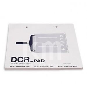 DCR ROLLER CLEANER 이물질 제거용 접착 패드 DCR PAD