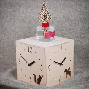 3 Clock (BHC)