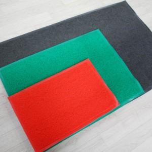현관매트/고무매트-대(118cm*78cm) 30장 /빨강,초록,회색