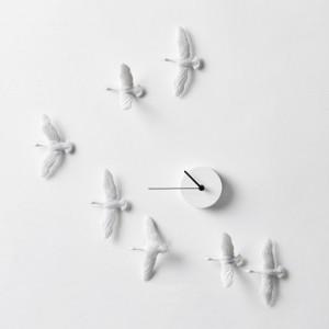 Migrantbird X CLOCK (철새 벽시계 - V형)
