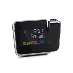온습도 달력 LCD 인테리어 프로젝터 시계 스마트빔 (2 color)