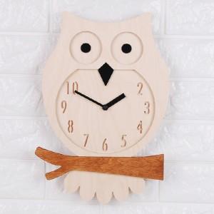 Owl Clock(W) 핸드메이드