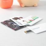 이지스 카드형 USB메모리 8GB