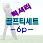 럭셔리 골프티세트/골프티/볼마커/타수기