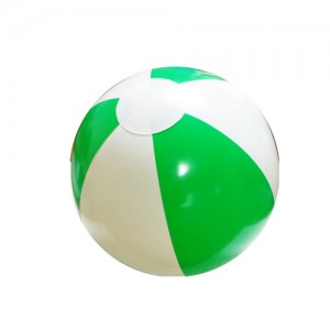(대)2색 비치볼 초록