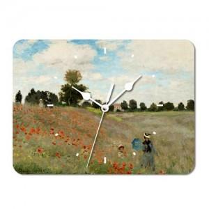모네 양귀비들판1873(시계)
