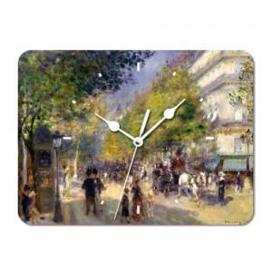 르느와르 그랑 불르 바르 1875(시계)