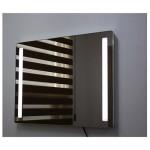 인스미러(LED조명거울) GCI8060W2-R / 1200*800 스위치 3단, LED 2구