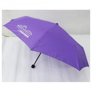 3단폰지보라색우산[독도우산]