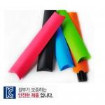 고급 흑목 육각 미두 연필 종이케이스3p