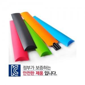 흑목원형미두연필 종이케이스3p