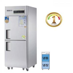 그랜드우성/에너지1등급 25박스 직냉식 WSMD-650RFE/ ½냉동,냉장
