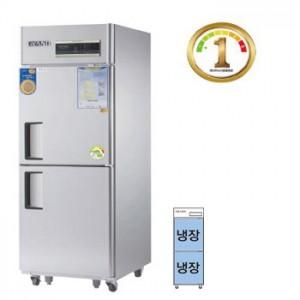 그랜드우성/에너지1등급 25박스 직냉식 WSMD-650RE /올냉장