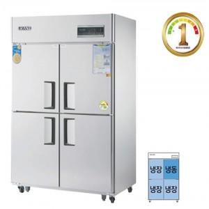 그랜드우성/에너지1등급 45박스 직냉식WSMD-1260RFE / ¼냉동,냉장