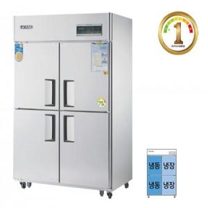 그랜드우성/에너지1등급 45박스 직냉식WSMD-1260HRFE /수직냉동,냉장