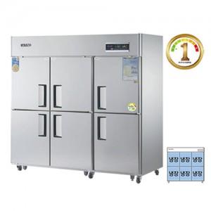 그랜드우성/에너지1등급 65박스 직냉식WSMD-1900RFE / ⅓냉동,냉장