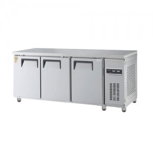 그랜드우성/고급형 직냉식 보냉테이블 6자 GWM-180FT / 올냉동