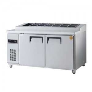그랜드우성/고급형 직냉식 토핑테이블 5자 GWM-150RTT / 올냉장