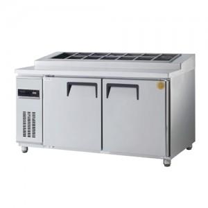 그랜드우성/고급형 간냉식 토핑테이블 5자 GWFM-150RTT / 올냉장