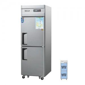 그랜드우성/일반형 직냉식 냉장고 25박스 CWSM-630R 디지털/올냉장