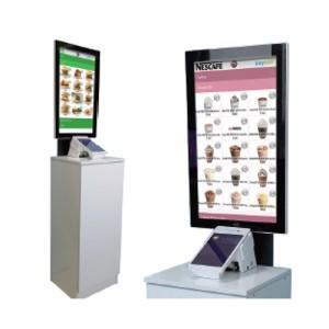 payself(페이셀프) 21 stand / 무인주문시스템 / 식권발매기 / 식권자판기