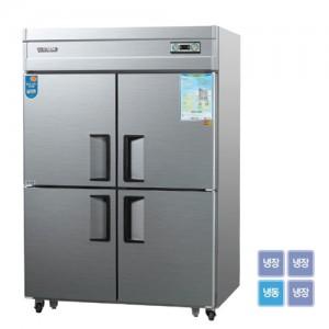 그랜드우성/일반형 직냉식 냉장고 45박스 CWS-1243RF 아날로그 / ¼냉동,냉장