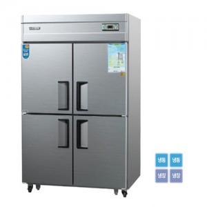 그랜드우성/일반형 직냉식 냉장고 45박스 CWS-1242RF 아날로그 / ½냉동,냉장