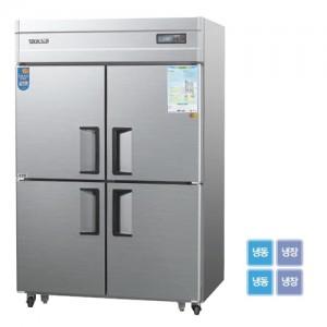 그랜드우성/일반형 직냉식 냉장고 45박스 CWSM-1242HRF 디지털 / 수직냉동,냉장