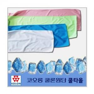 100x33cm 쿨링타올/코오롱 쿨론 원단 쿨타올