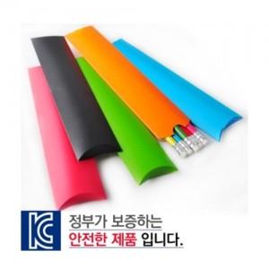 육각지우개연필 종이케이스5p