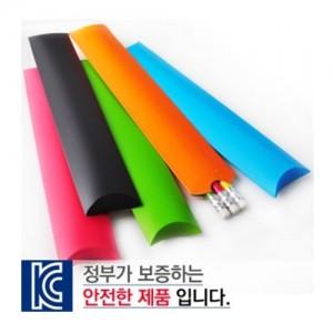 무지개연필 종이케이스3p