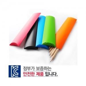 원목양절연필 종이케이스5p