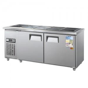 그랜드우성/일반형 찬밧드냉장고 6자 냉장 CWS-180RB / 아날로그