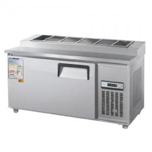 그랜드우성/일반형 김밥테이블 4자 냉장 CWS-120RBT(10) / 아날로그