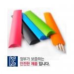 원목양절연필 종이케이스3p
