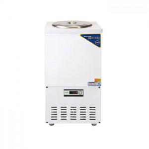 그랜드우성/육수냉장고 3말외통/칼라(흰색)/아날로그 CWSR-301
